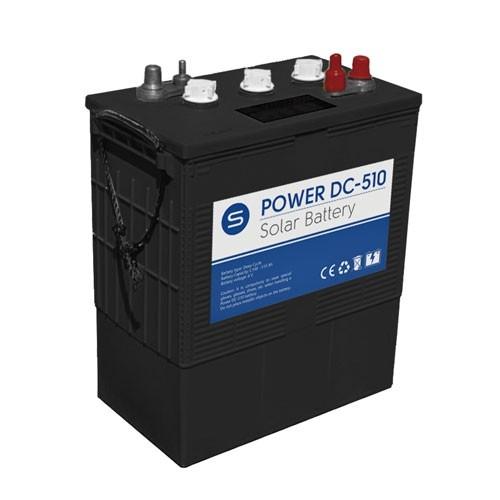 Batería Solar Ciclo Profundo Power DC