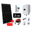Kit Autoconsumo Solar 2kWh