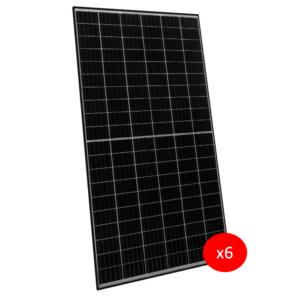 Placa Solar Autoconsumo 340W Monocristalina HC PERC