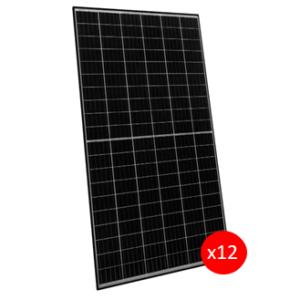 Placa Solar 340W HC mono PERC