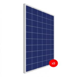 Placa Solar 275W