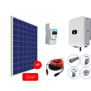Kit Solar Autoconsumo 2.2kWh