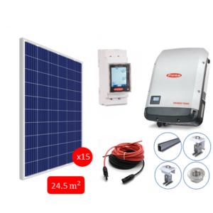Kit Solar Autoconsumo 4.1 kWh Fronius