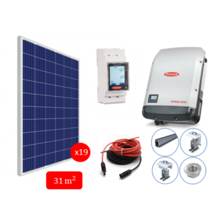 Kit Solar Autoconsumo 5.2 kWh Fronius