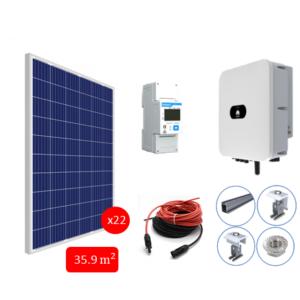 Kit Solar Autoconsumo 6.1 kWh Huawei