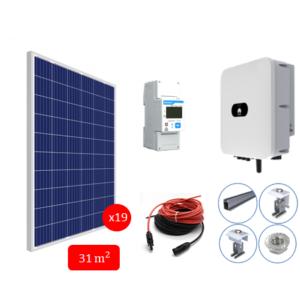 Kit Solar Autoconsumo 5.1 kWh Huawei