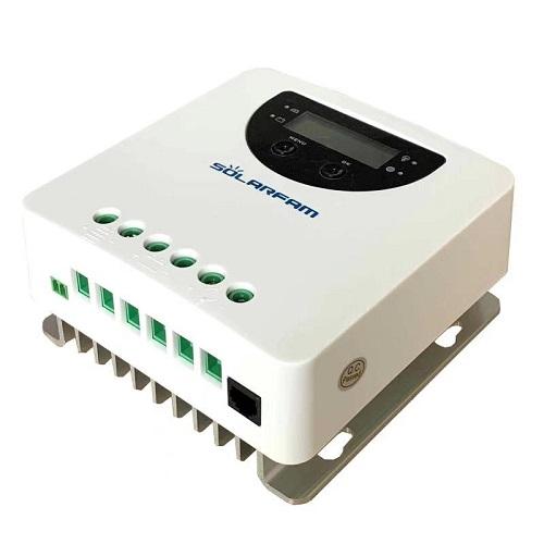 Regulador 20A MPPT