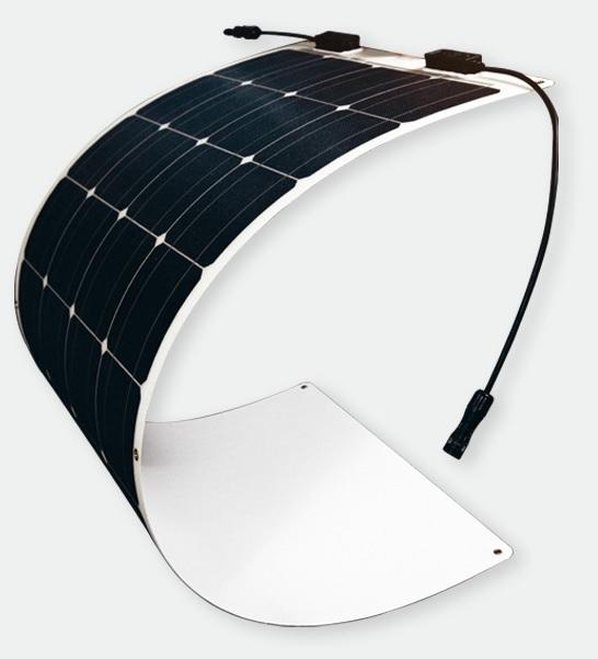 Placa Solar 175W semiflexible mono